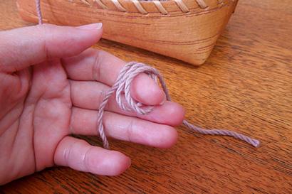 かぎ針編み わ編み [1]編みはじめ