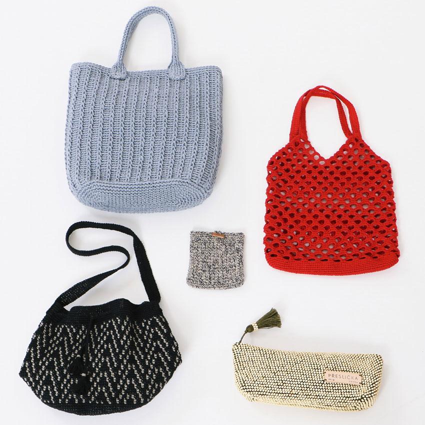 ヴォーグ学園札幌校 「かぎ針編みのセミ・オリジナルバッグづくり」講座のお知らせ