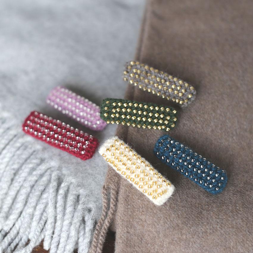 かぎ針編み オンラインショップ「Ronique Store」開店しました
