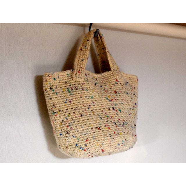 takechanさんの「シンプル丸底バッグ」