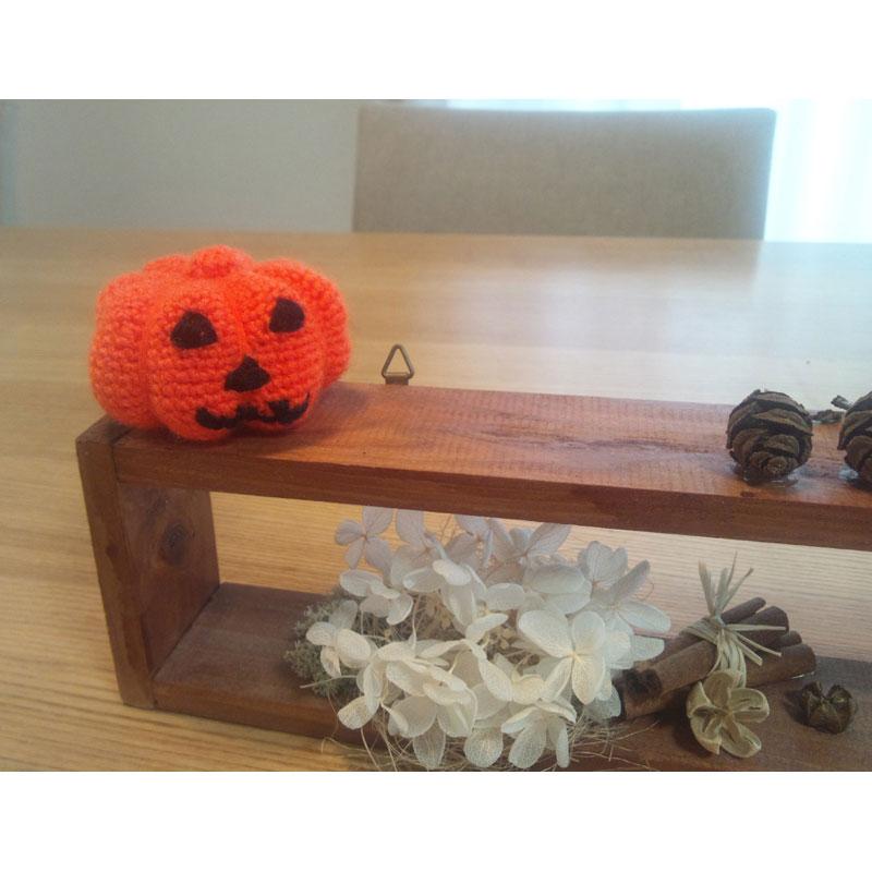 Ricoさんの「ハロウィーンのかぼちゃ」