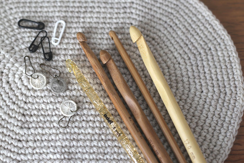 かぎ針編み AtoZ 英語パターンの用語