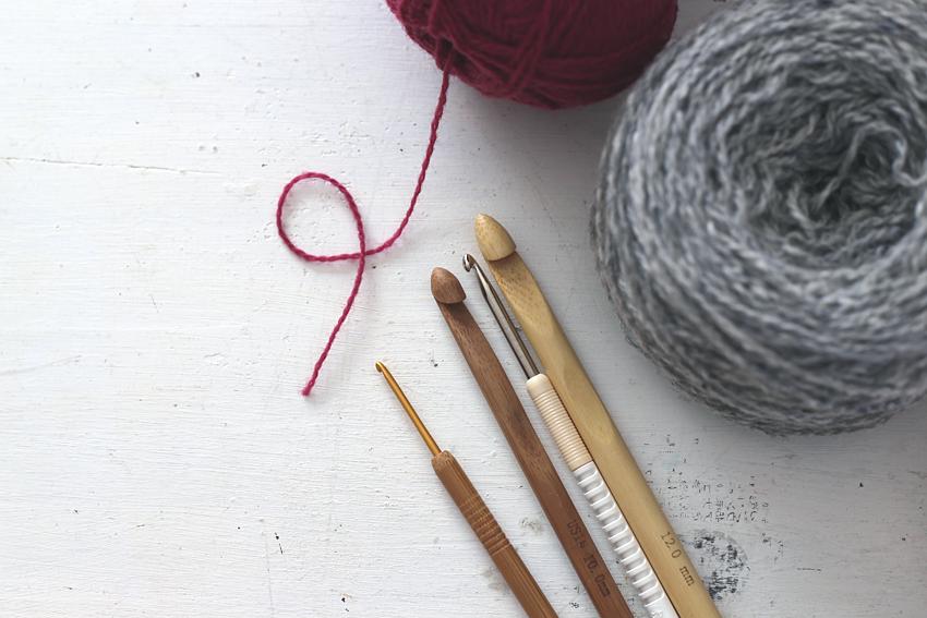 かぎ針編み 基本の編み方