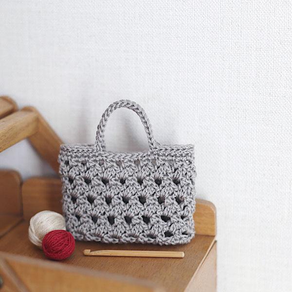 製作こばなし 2.模様編みパターン集について